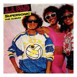 J.J. Fad – Supersonic - The Album