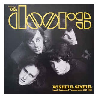 The Doors ‎– Wishful Sinful North American TV Appearances 1967-1969