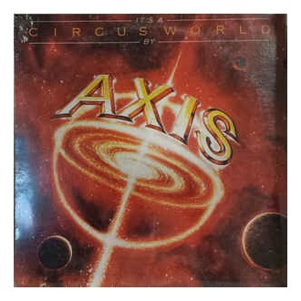 Axis ‎– It's A Circus World
