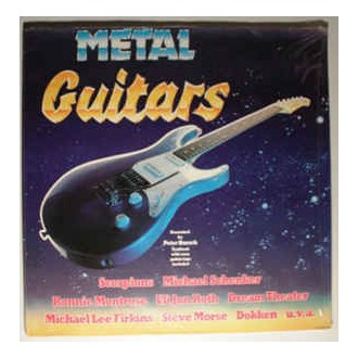 Various ‎– Metal Guitars
