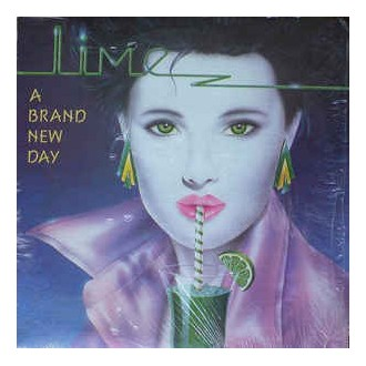 Lime ‎– A Brand New Day
