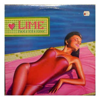 Lime ‎– Take The Love