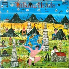 Talking Heads ‎– Little Creatures