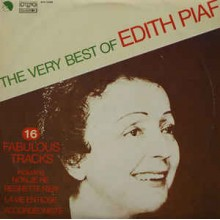 Edith Piaf ‎– The Very Best Of