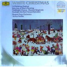 Boston Pops Orchestra*, Arthur Fiedler ‎– White Christmas