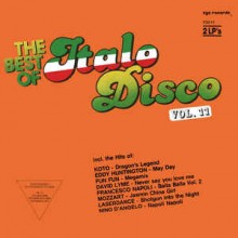 Various ‎– The Best Of Italo-Disco Vol. 11