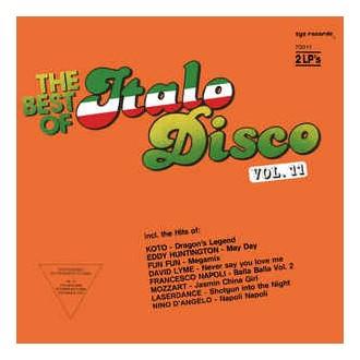 Various – The Best Of Italo-Disco Vol. 11
