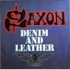 Saxon ‎– Denim And Leather