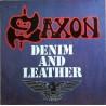 Saxon – Denim And Leather