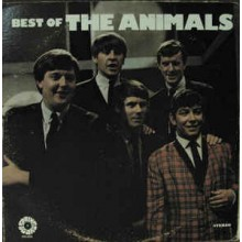 The Animals ‎– Best Of The Animals