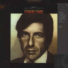 Leonard Cohen ‎– Songs Of Leonard Cohen