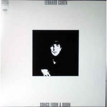 Leonard Cohen ‎– Songs From A Room