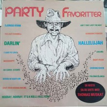 Thomas Muskat ‎– Party Favoritter