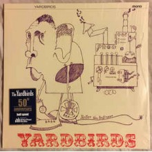 The Yardbirds ‎– Roger The Engineer