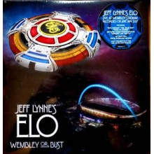 Jeff Lynne's ELO ‎– Wembley Or Bust