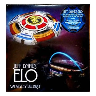 Jeff Lynne's ELO – Wembley Or Bust