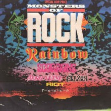 Various ‎– Monsters Of Rock
