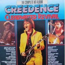 Creedence Clearwater Revival ‎– The Complete Hit-Album