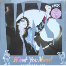 INXS ‎– What You Need (Extended Mix)