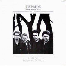 U2 ‎– Pride (In The Name Of Love)