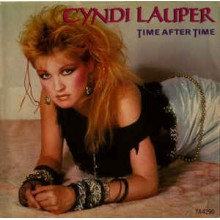 Cyndi Lauper ‎– Time After Time