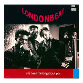 Londonbeat ‎– I've Been Thinking About You