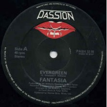Fantasia ‎– Evergreen
