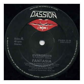 Fantasia – Evergreen