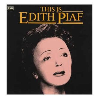 Edith Piaf – This Is Edith Piaf