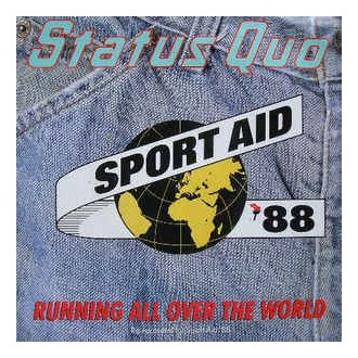 Status Quo – Running All Over The World