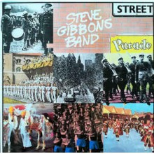 Steve Gibbons Band ‎– Street Parade