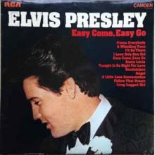 Elvis Presley – Easy Come, Easy Go