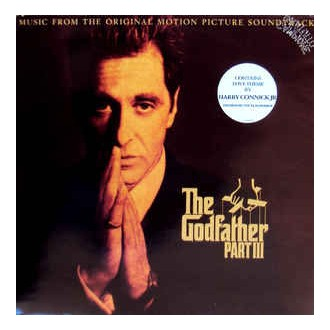Carmine Coppola – The Godfather III (Music From The Original Motion Picture Soundtrack)