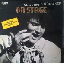 Elvis Presley – On Stage, February 1970