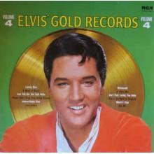 Elvis Presley – Elvis' Gold Records - Volume 4