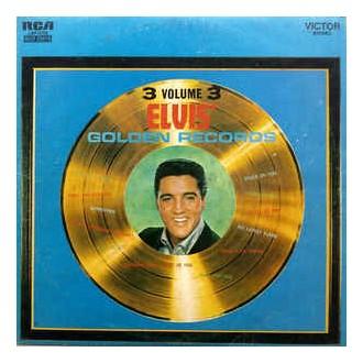Elvis Presley – Elvis' Golden Records Volume 3