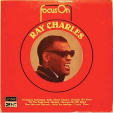 Ray Charles ‎– Focus On Ray Charles
