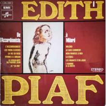 Edith Piaf – Edith Piaf Vol. 1 - De L'accordéoniste À Milord