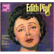 Edith Piaf – Der Spatz Von Paris