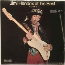 Jimi Hendrix ‎– Jimi Hendrix At His Best (Volume 2)