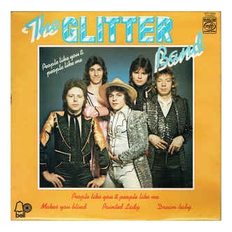 The Glitter Band ‎– People Like You & People Like Me