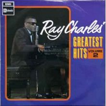 Ray Charles ‎– Greatest Hits Volume 2