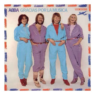 ABBA – Gracias Por La Musica