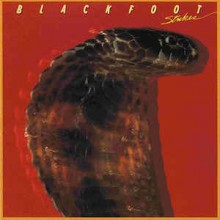 Blackfoot ‎– Strikes