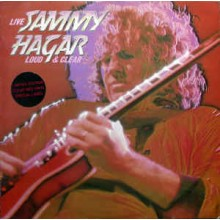 Sammy Hagar ‎– Loud And Clear