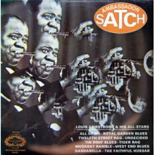 Louis Armstrong & His All-Stars – Ambassador Satch