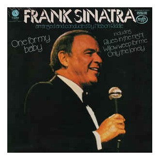 Frank Sinatra ‎– One For My Baby