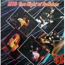The Michael Schenker Group ‎– One Night At Budokan