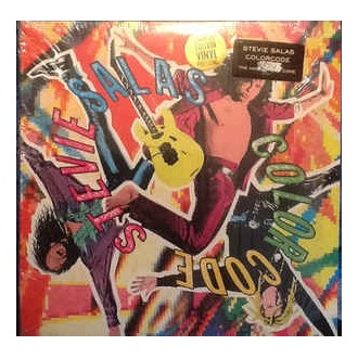 Stevie Salas Colorcode – Stevie Salas Colorcode