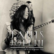 Janis Joplin ‎– The TV Collection plus NEWPORT 1968